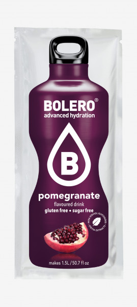 Bolero Pomegranate