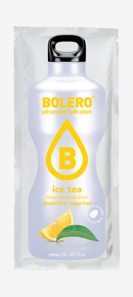 Bolero Ice Tea Zitrone