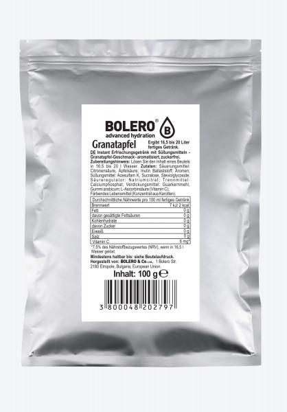 Bolero Granatapfel