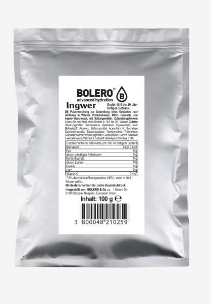 Bolero Ingwer