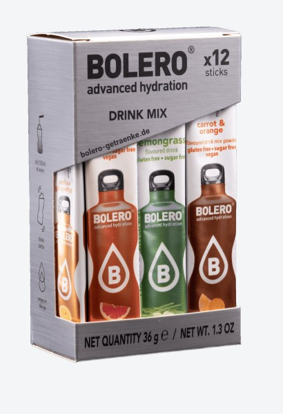 Bolero Stick Mix - Fruity Box