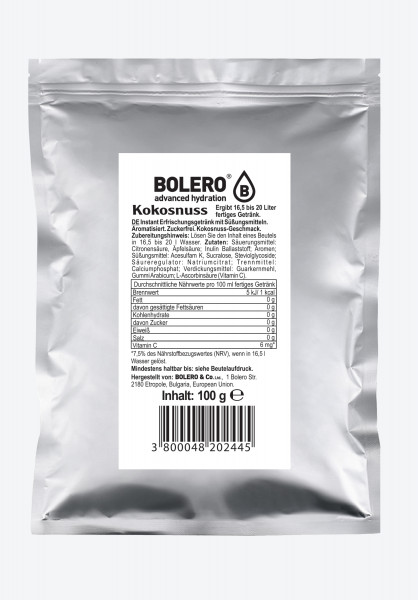 Bolero Coconut