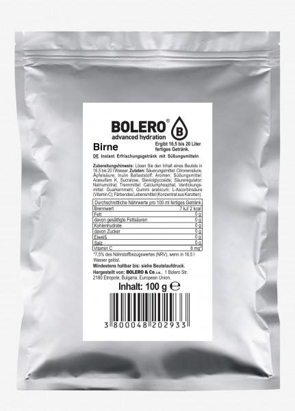 Bolero Birne