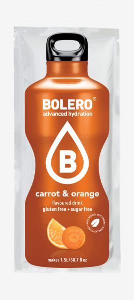 Bolero Carrot & Orange