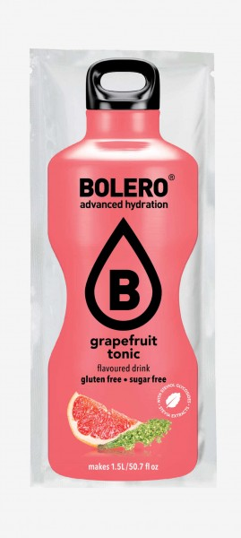 Grapefruit Tonic Bolero Drink