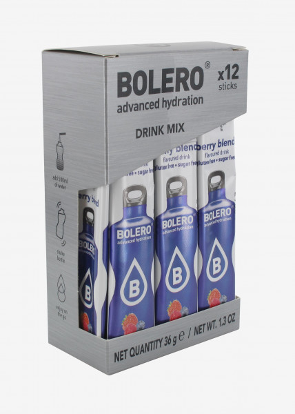 Bolero Berry Blend