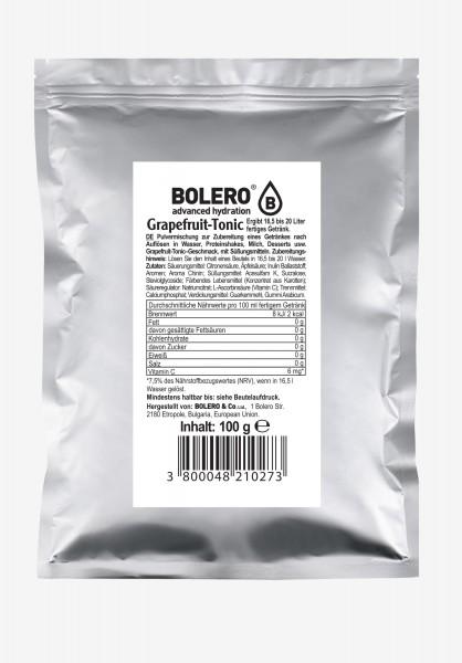 Bolero Grapefruit Tonic