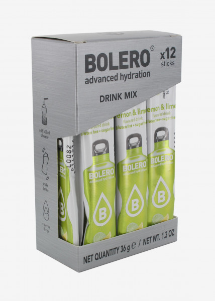 Bolero Drink Zitrone Sticks